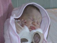 Cicogna atterrata: la prima nata nel 2019 è la piccola Eleonora Francesca Mazzella