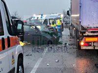 Frontale contro un camion tra Riardo e Teano: muore giovane marocchino residente a Venafro