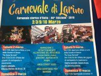 Quattro giorni di festa a Larino: viva il Carnevale