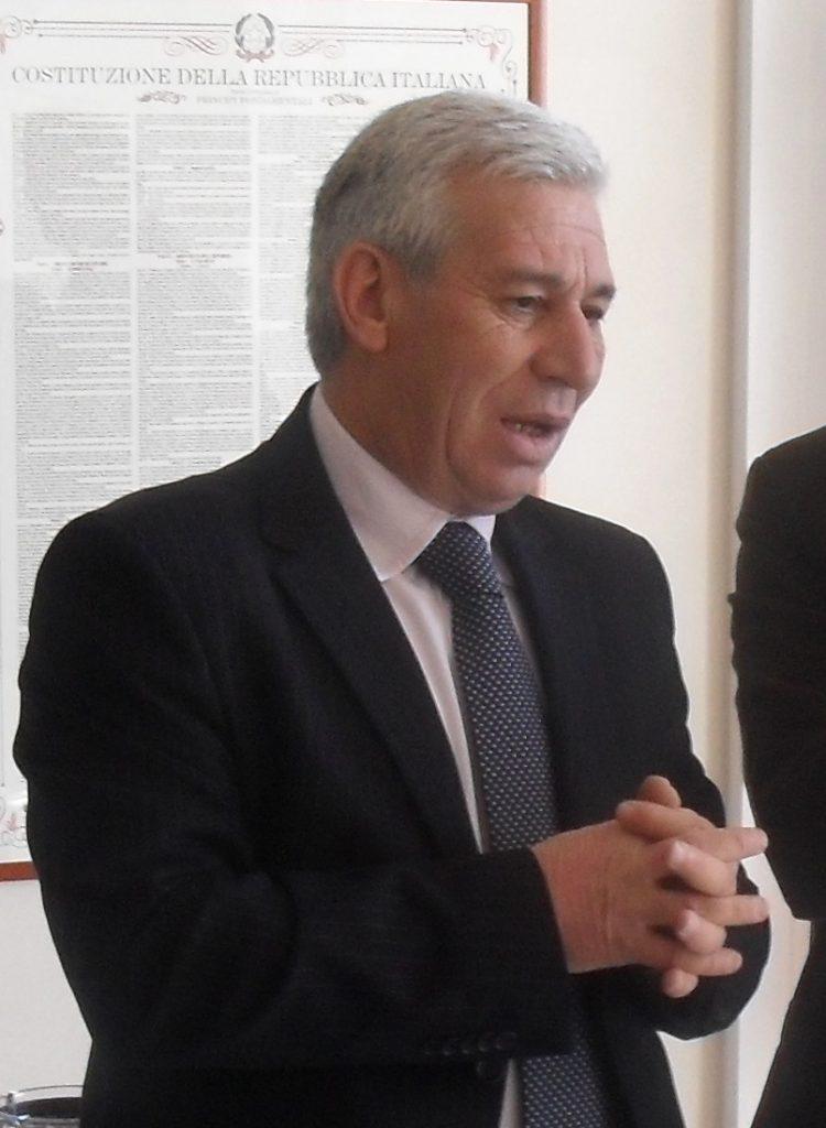 Larino in lutto, addio all'ex sindaco Giardino