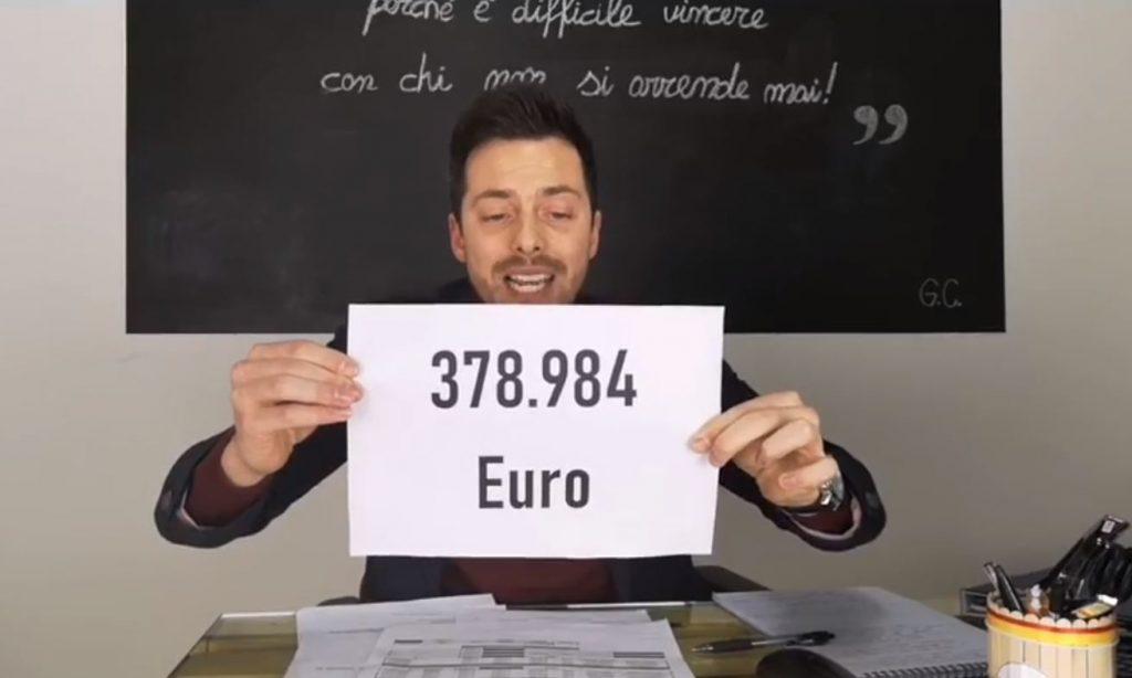 Greco fa le pulci a Toma: «Ecco quanto ci costa»