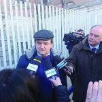 Tentata fuga dal carcere di Campobasso, Di Giacomo: «L'agente non avrebbe mai sparato»