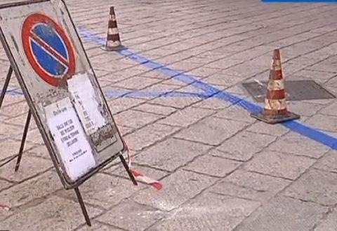 Parcheggi a pagamento a Isernia: centro storico in rivolta