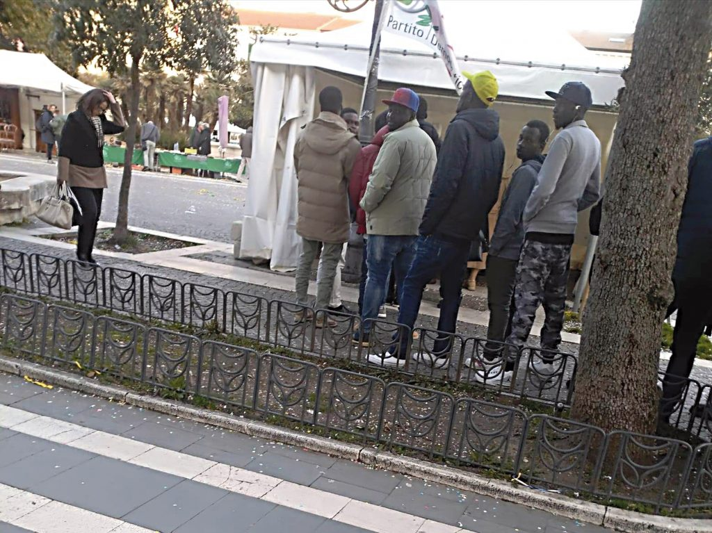 Migranti ai seggi a Campobasso, Facciolla: spero sia stato un voto consapevole