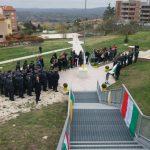 Il 'parco della musica' dedicato al maestro Manente, a Vazzieri il taglio del nastro
