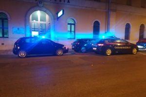 Estorsioni, rapine e spaccio: operazione congiunta di Polizia e Carabinieri