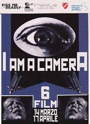 I am a camera, alla Gil di Campobasso il cinema parla di fotografia