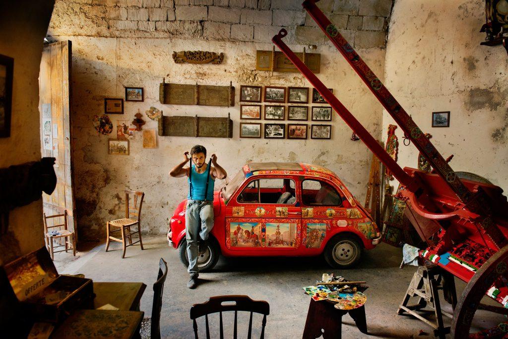 Icons, ultimi giorni per ammirare gli scatti del maestro McCurry