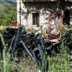 Isernia, degrado nel parco dell'Acqua sulfurea: esplode la protesta
