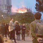 Rogo a Notre-Dame, il racconto di Livio: «Certi di un attentato»
