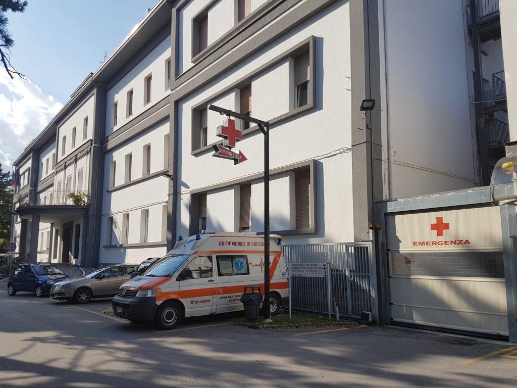 Emergenza medici, ad Agnone il Pronto soccorso attivo solo h12