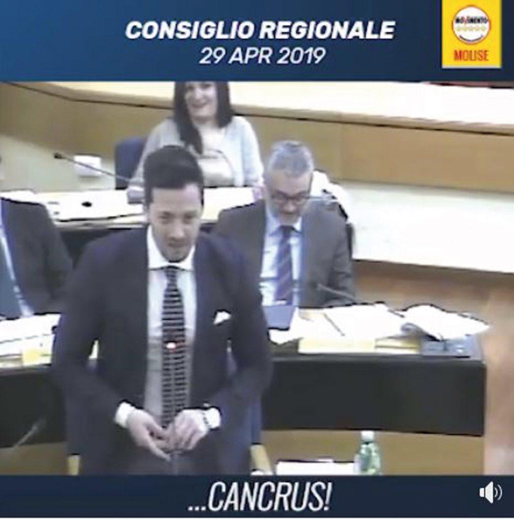 Scontro in Aula Toma-Greco, sale la tensione durante la discussione della Legge di stabilità