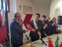 Portocannone, cittadinanza onoraria al presidente Gramoz Ruçi