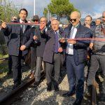 Via all'elettrificazione della rete ferroviaria, si accorcia la distanza con Roma e Napoli