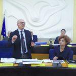 Bilancio 2019, Toma illustra la manovra in Commissione