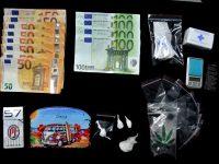 Traffico di soldi falsi e droga, in manette 26enne di Guardiaregia