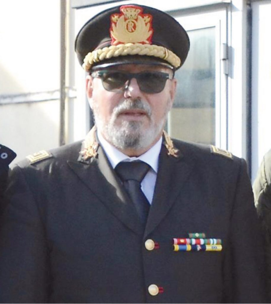 Cambio al vertice dei Vigili del fuoco di Campobasso, il nuovo comandante è Michele Di Tullio