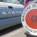Aprile intenso per la Stradale, riscontrate 653 infrazioni