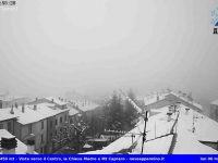 Maggio come febbraio, fiocchi e temperature a picco in Alto Molise
