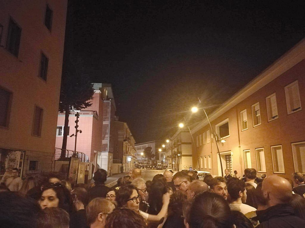 Campobasso, post concerto tra le polemiche: location inadeguata