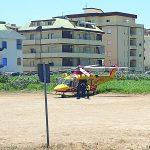 Rischia di annegare, grave un 28enne che vive a Isernia