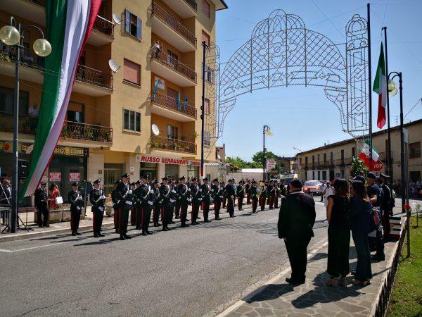 A Venafro Un Largo Pubblico Intitolato A Paolo Verde Carabiniere Eroe