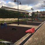 Isernia, parco giochi ancora nel mirino dei vandali: denuncia in Procura