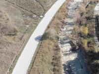 Dissesto annunciato: il fiume Verrino ad un passo dalla fondovalle