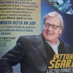 """""""Rinascimento visto da Sud"""", Sgarbi a Guglionesi"""