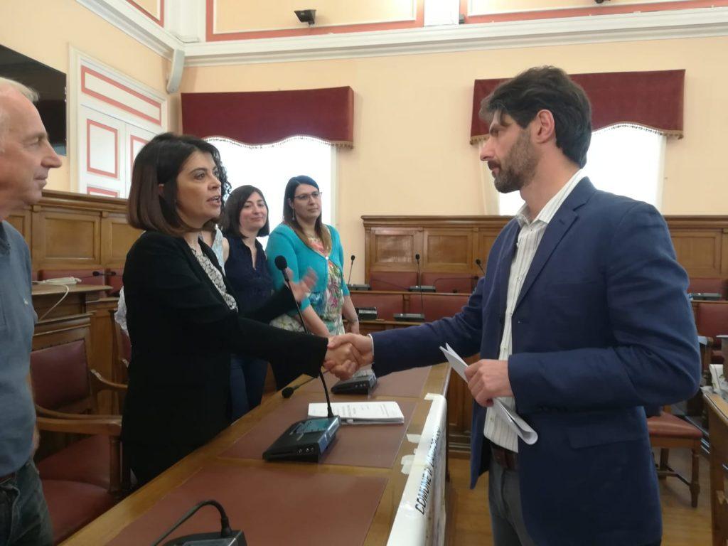 Proclamato il sindaco, parte ufficialmente l'era Gravina