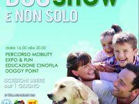 Percorsi, intrattenimento e giochi per gli amici a 4 zampe: al Costaverde di Montenero il primo Dog Show