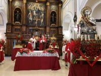 Venafro celebra i Santi Martiri, il Pontificale all'insegna dell'ambiente