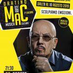 """Ruggeri, Avitabile e 99 Posse: tutto pronto per """"Oratino Mac"""""""