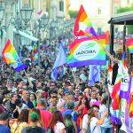 Meno sette al Molise Pride, ospiti d'eccezione per la seconda edizione