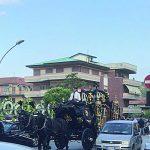 Isernia, carrozza con 6 cavalli al funerale del padre: denunciati due fratelli