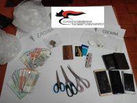 Campomarino, spacciavano nella suite di un hotel: arrestati