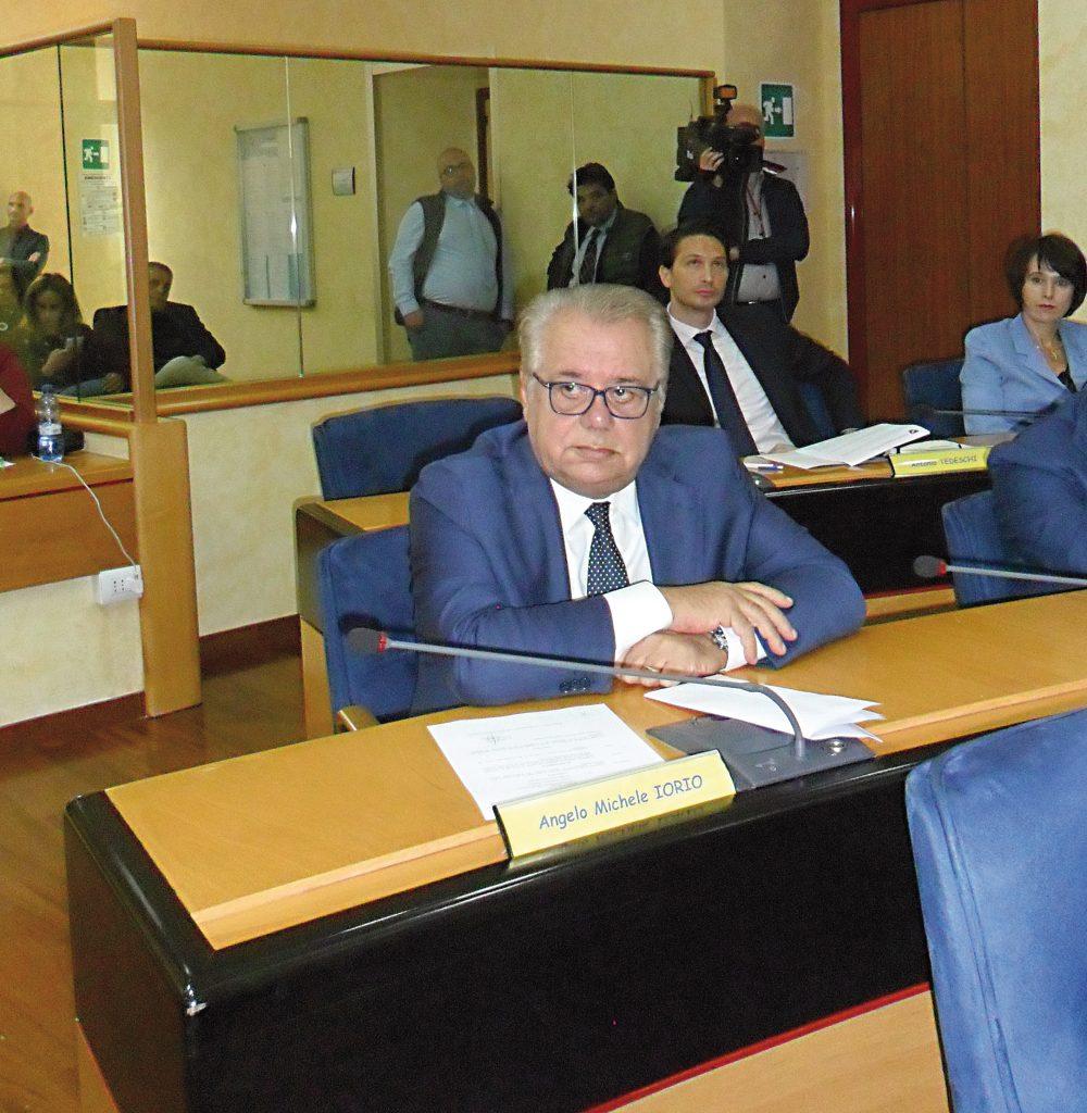 Triplice in audizione, Iorio: Consiglio monotematico con proposte concrete