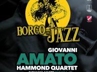 Borgo in jazz parte col botto, questa sera a Vinchiaturo l'esibizione di Giovanni Amato Hammond quartet