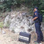Rischio incendi, Carabinieri: da lunedì più controlli
