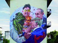 La politica riconosce l'arte di strada come patrimonio culturale