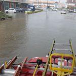 Isernia, 'bomba d'acqua' sulla città: danni e disagi