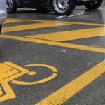 Isernia, niente stalli blu gratuiti per le le persone disabili