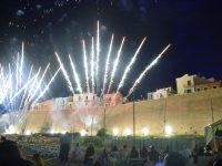 L'Incendio del Castello a Termoli incanta 60mila spettatori