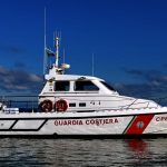 Isole Tremiti, barca a vela naufraga sugli scogli