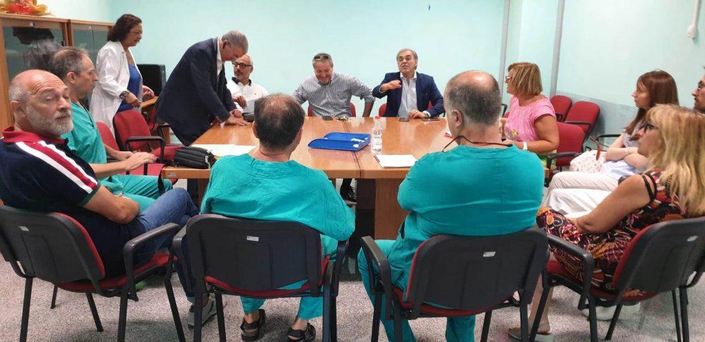 Punto nascita, Giustini e Ministeri all'attacco