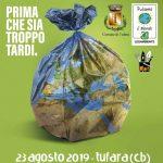 Puliamo il Mondo, all'opera i volontari di Tufara