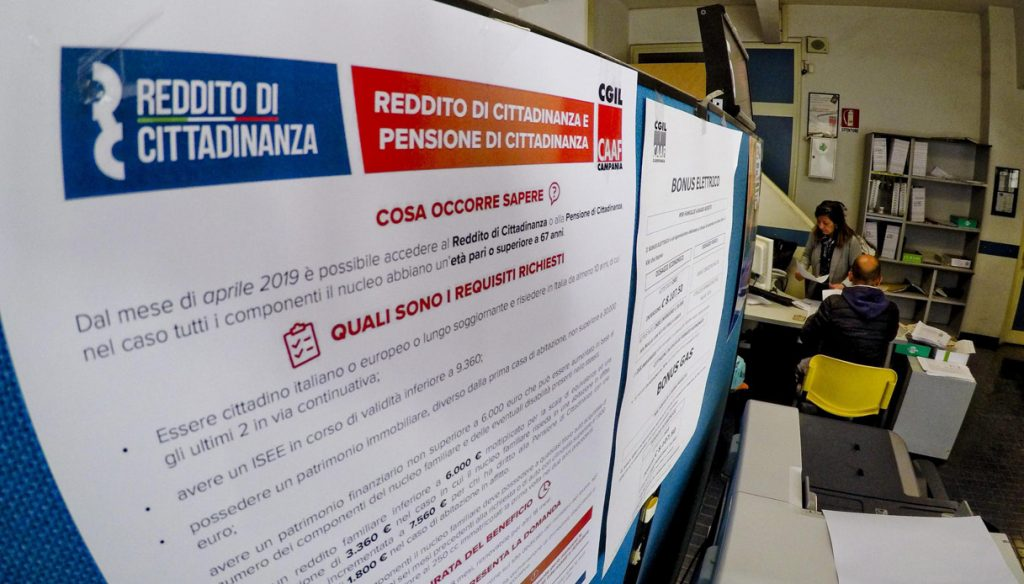 Reddito di cittadinanza, in Molise ne beneficiano 5mila famiglie