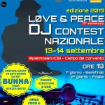 Love&Peace, a Ripalimosani parte la sfida tra dj