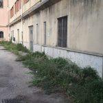Venafro, vecchio ospedale nel degrado e nella sporcizia