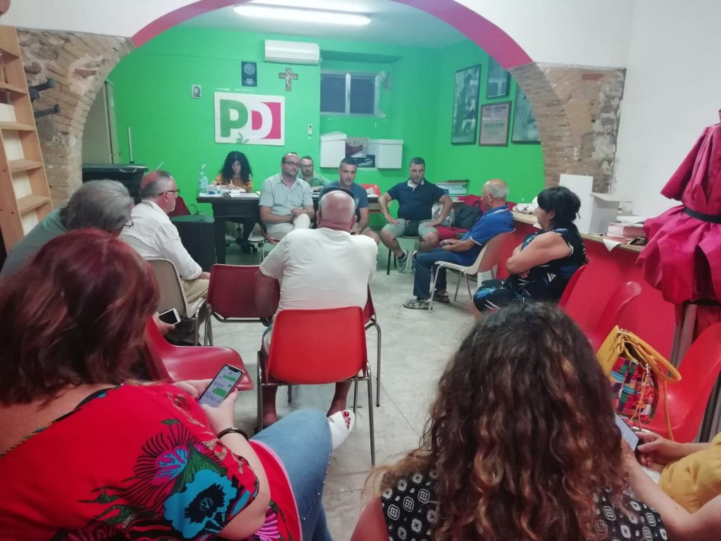 Provinciali, il centrosinistra rientra in gioco e schiera Giuseppe Caporicci